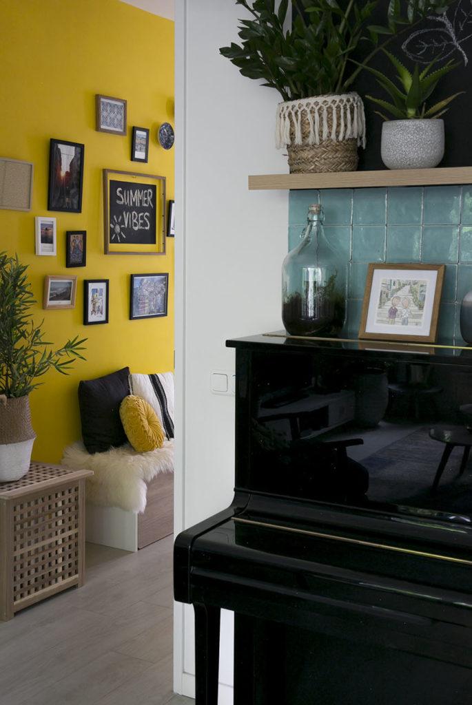 Binnenkijken bij Marije in haar huis met tiny house